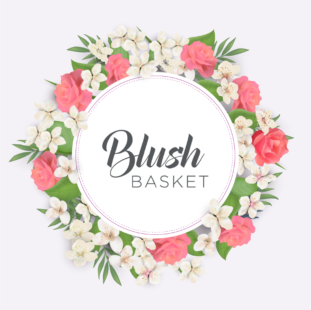 Blush Basket